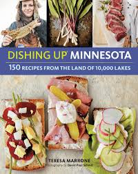 Meet Minnesota Cookbook Author Teresa Marrone