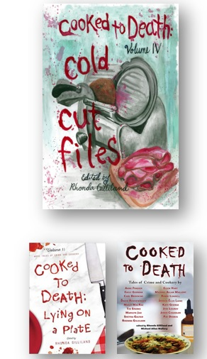 Cooked to Death! Meet Four Minnesota Mystery Authors
