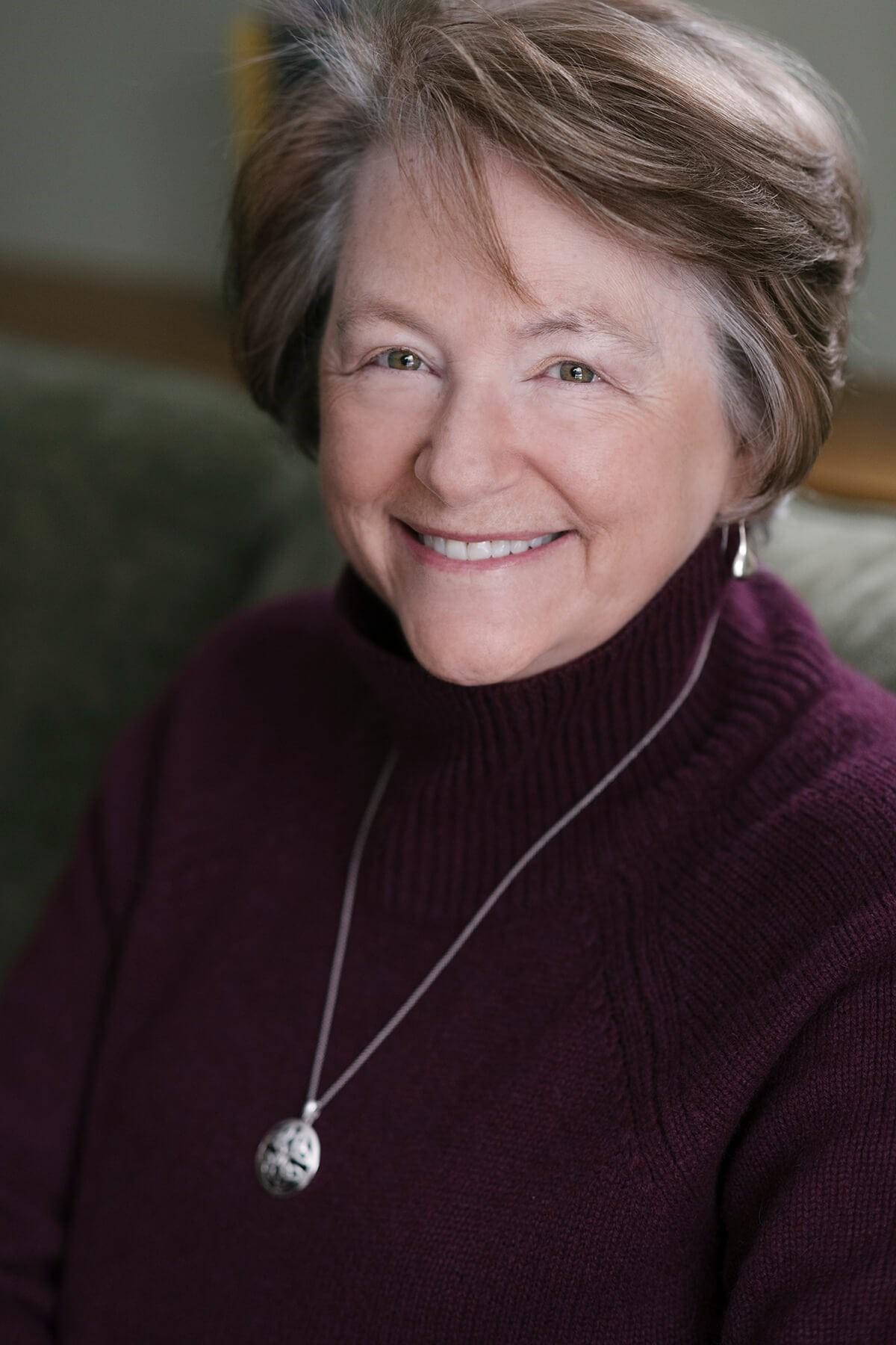 Author event with Maren Cooper